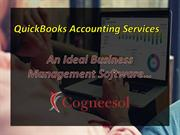Outsource Quickbooks Accounting Services - Business Management Softwar