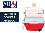 Yeti, Igloo, Coleman, Rubbermaid Coolers Liner