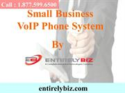 VoIP Phone System and Service for Small Business
