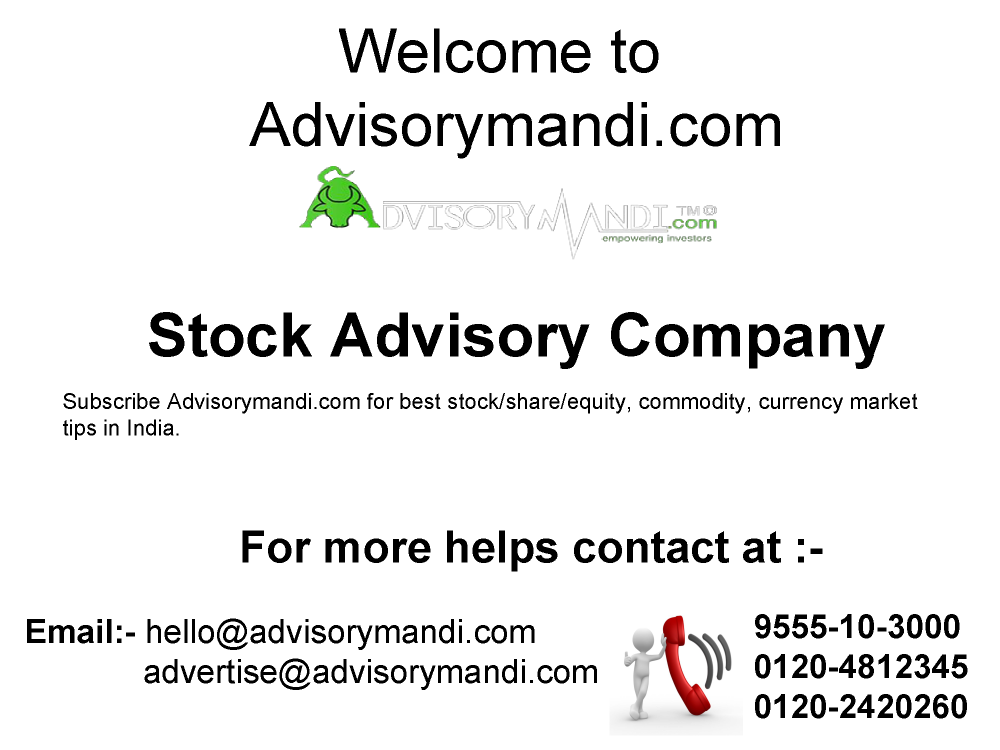Stock Advisory Company in India - Advisorymandi Pvt Ltd