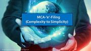 Easy MCA/ROC Filing