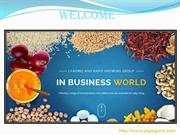 Agro Based Product Suplier