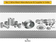 Leading Wire Mesh Manufacturer & Suppliers in India