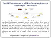 How PIM solutions for Retail Help Retailers Adapt to the Speedy Digita