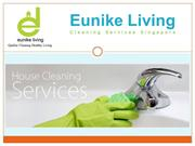 Spring Cleaning Services in Singapore - Eunike Living