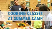 Cooking Classes At Summer Camp