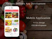 Grocery Delivery Mobile App UI Design