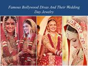Famous Bollywood Divas And Their Wedding Day Jewelry