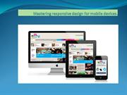 Mastering responsive design for mobile devices