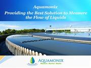 Providing the Best Solution to Measure the Flow of Liquids