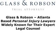 Glass & Robson – Atlanta Based Personal Injury Lawyers Widely Known fo