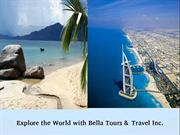 Bella Tours & Travel, Inc - Exciting & Memorable Vacation