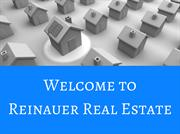 Professional Property Management Services - Reinauer
