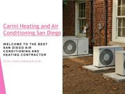 Carini Heating and Air Conditioning San Diego