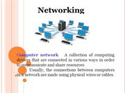 What is Network Internet