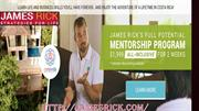 Join James Rick for a 2-Week Full Potential Mentorship In Costa Rica