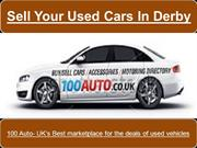 Sell Your Used Used Cars In Derby