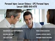 Personal Injury Lawyer Bolton