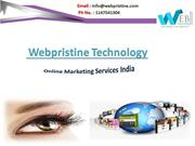Find internet marketing services to improve your website status