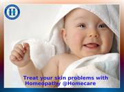 skin disease treatment with homeopathy