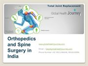 orthopedic surgery in India, Spine Surgery in Delhi India