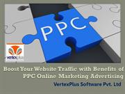Boost your website traffic with the benefits of PPC services