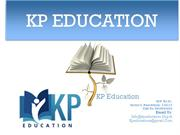 kp education| Bank PO Coaching & SSC Coaching in Panchkula