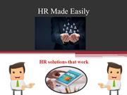 Hreasily - Best User Friendly Payroll System