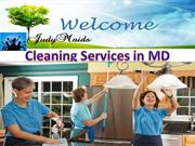 High Quality Cleaning Services in MD at Reasonable prices