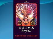 Margaret Papillon texte Overdose in Crime Royal 21 juillet 2016
