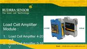 Load Cell Amplifire