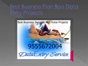 Best Business Plan Bpo Data Entry Projects