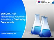 Parson-SONLOK Gasketing Compounds
