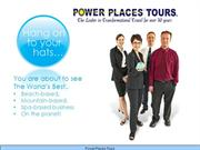 Power Places Tours