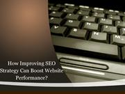 How Improving SEO Strategy Can Boost Website Performance