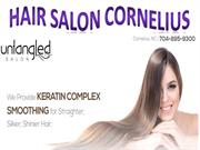 Hair Extensions Specialists in Cornelius