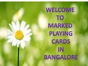 Marked Playing Cards in Bangalore