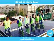 Direct to Home Solar - Zolt Energy