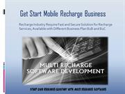 Web Based Mobile Recharge Software
