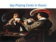 Marked Cheating Playing Cards in Jhansi