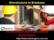 Domestic Electrician Provides Services at the Lowest Price