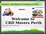 Finding the Right Cheap Removalists in Perth - CBD Movers Perth