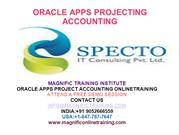 Oracle Apps Project Accounting Online Training