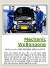Mechanic Wollongong