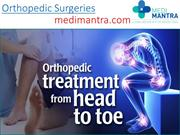 Orthopedic Surgeries