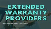 Extended Warranty Providers