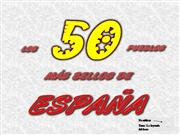 50 Pueblos de Espagna