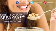 Top 7 Benefits of Eating Breakfast - Live Healthy | LiveLifeMore Tips