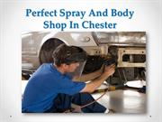 Spray And Body Shop Chester