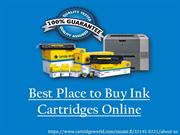 Best Place to Buy Ink Cartridges Online